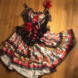 Día de los muertos dress